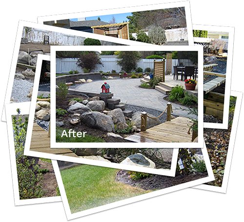 Emerald Landscaping - Case Study: After